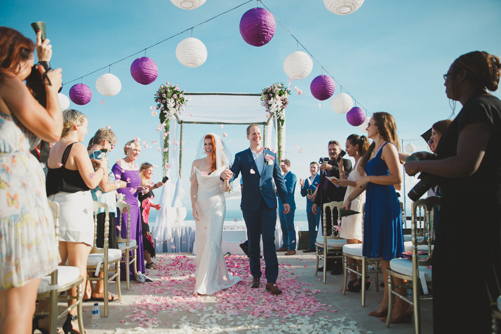 Tylea & Stephen - Bali Wedding at The Sanctus 51