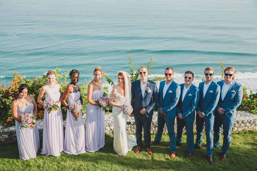 Tylea & Stephen - Bali Wedding at The Sanctus 55