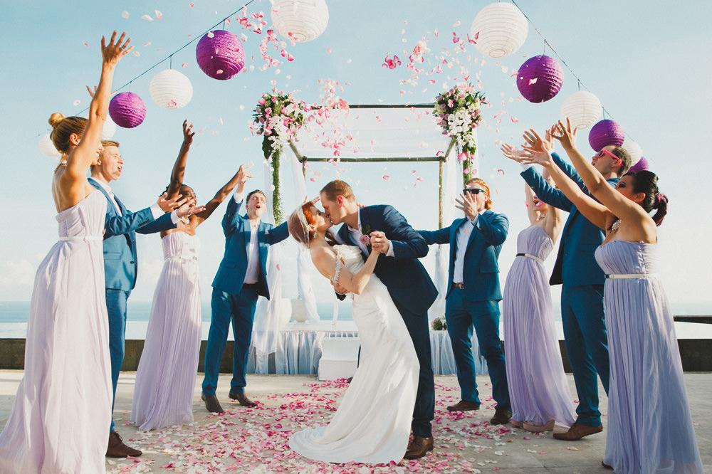 Tylea & Stephen - Bali Wedding at The Sanctus 56