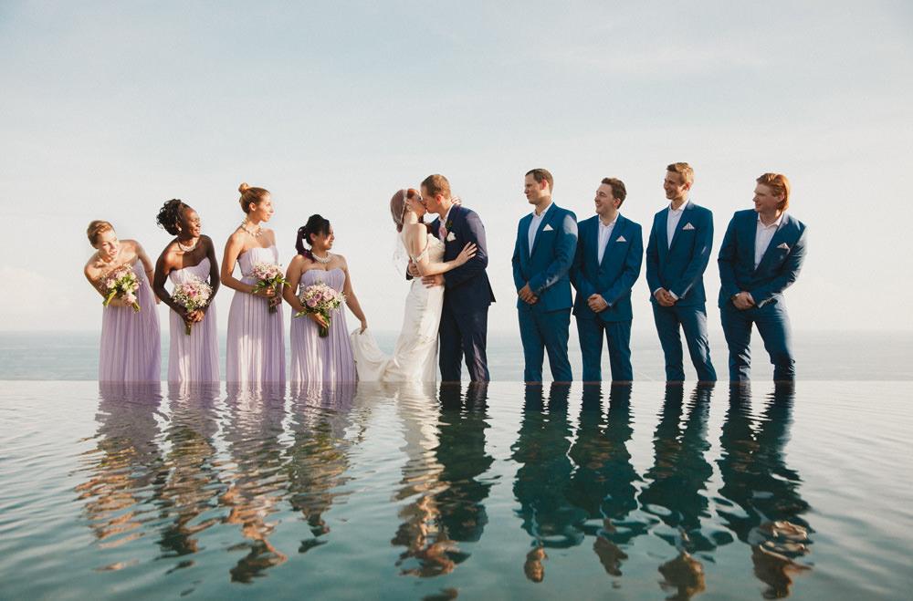 Tylea & Stephen - Bali Wedding at The Sanctus 57