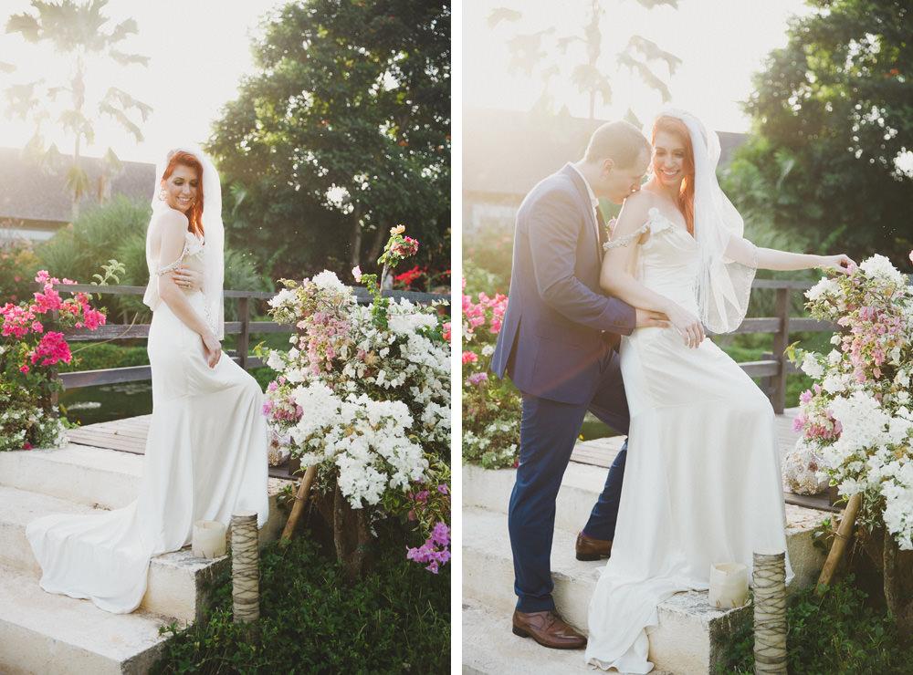 Tylea & Stephen - Bali Wedding at The Sanctus 60