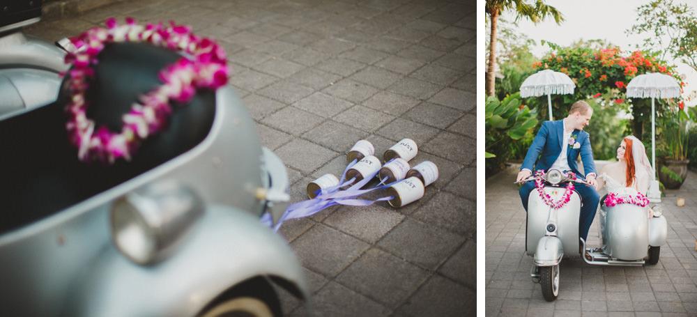 Tylea & Stephen - Bali Wedding at The Sanctus 77