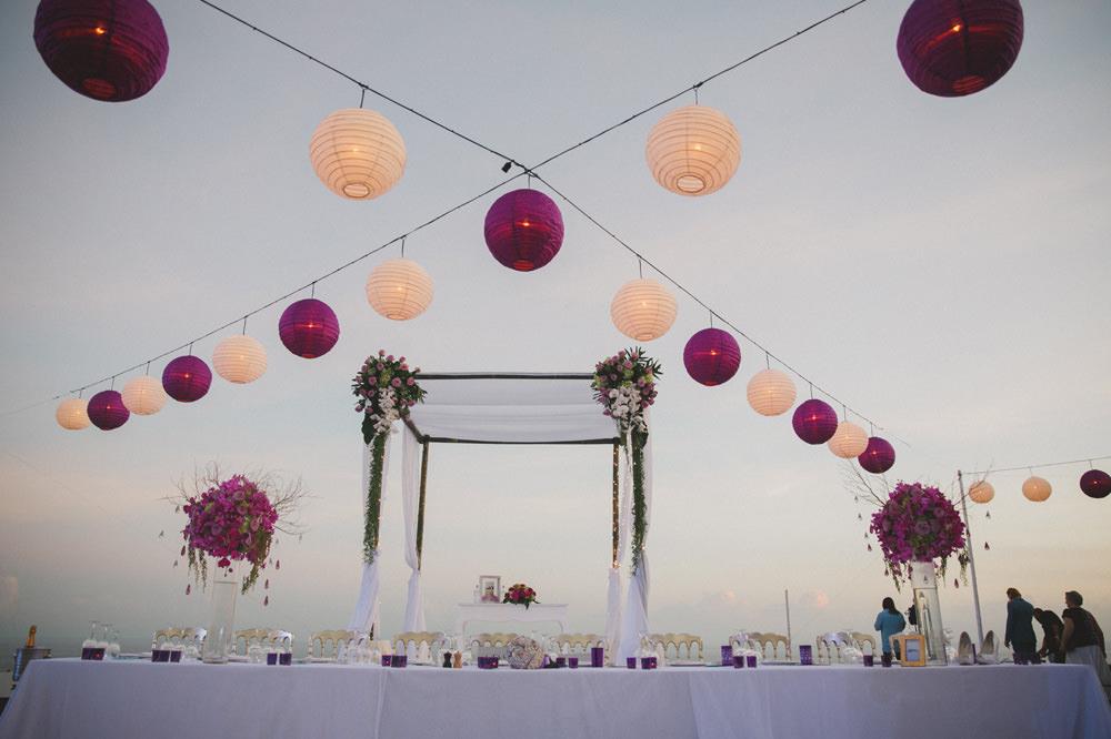Tylea & Stephen - Bali Wedding at The Sanctus 78