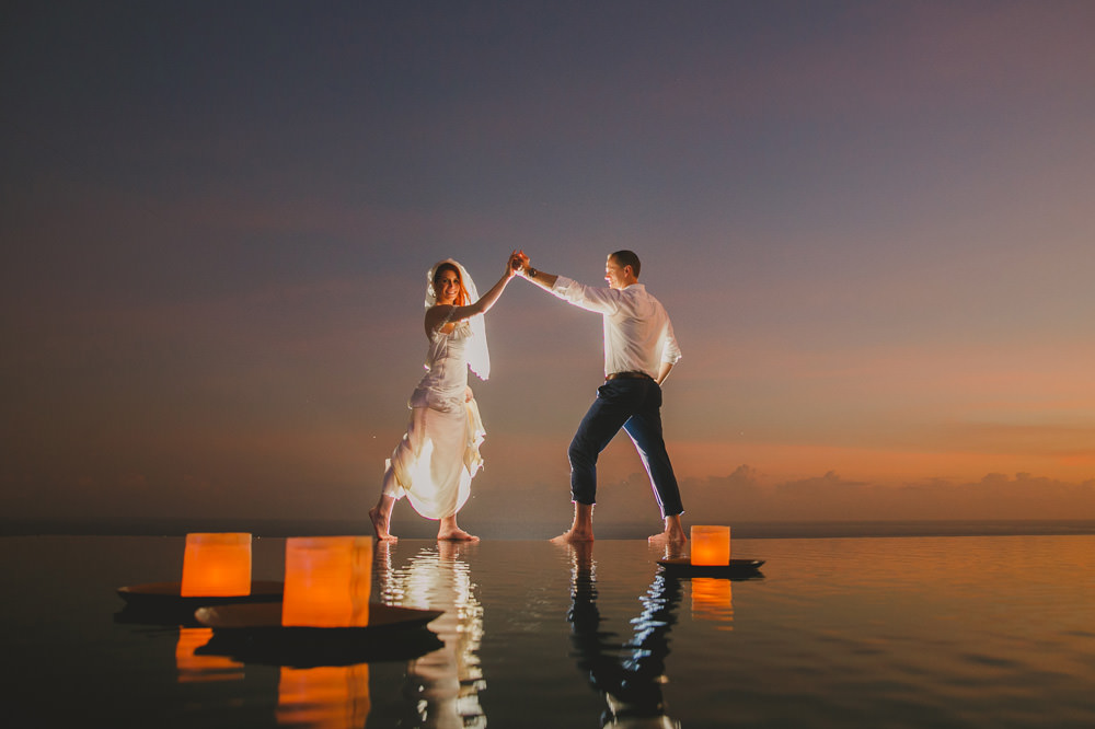 Tylea & Stephen - Bali Wedding at The Sanctus 83