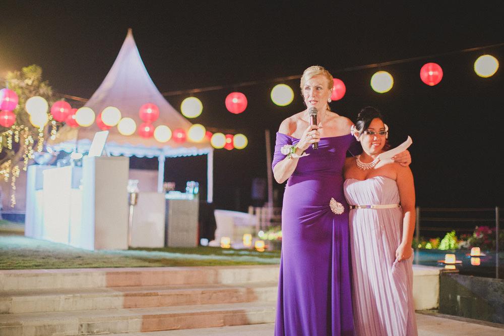 Tylea & Stephen - Bali Wedding at The Sanctus 99