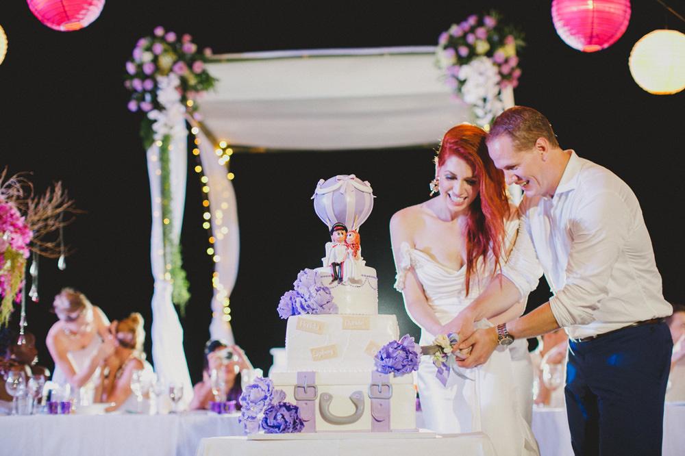 Tylea & Stephen - Bali Wedding at The Sanctus 105
