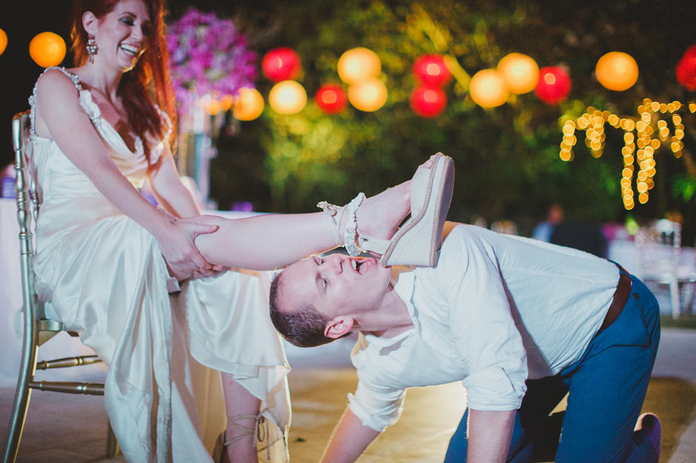 Tylea & Stephen - Bali Wedding at The Sanctus 121