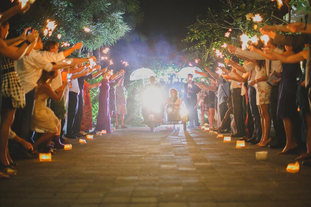 Tylea & Stephen - Bali Wedding at The Sanctus 124
