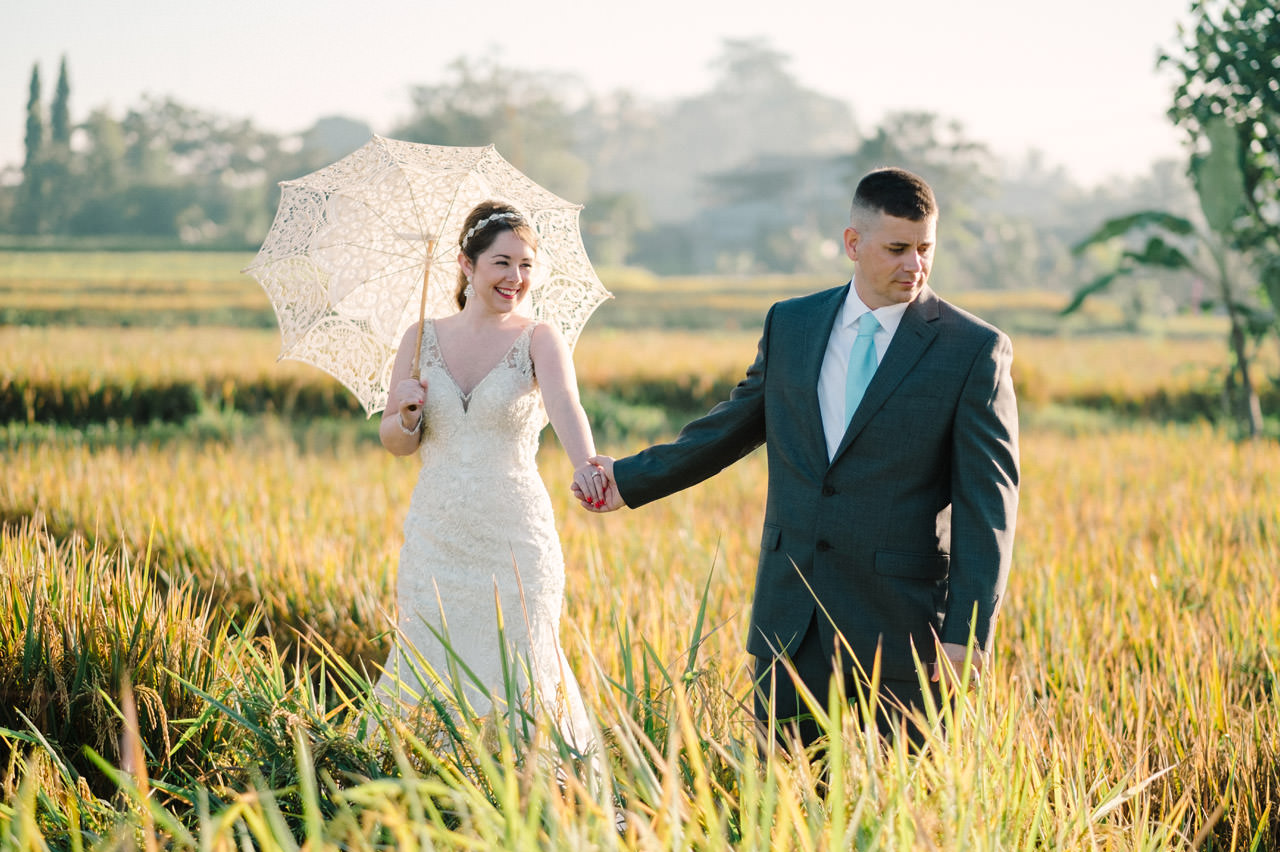 Tonya and Travis: An Enchanting Post Wedding Session in Ubud Bali 3