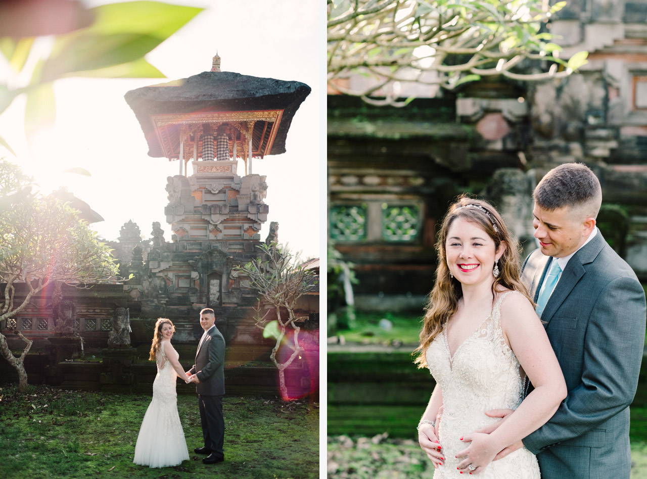 Tonya and Travis: An Enchanting Post Wedding Session in Ubud Bali 5
