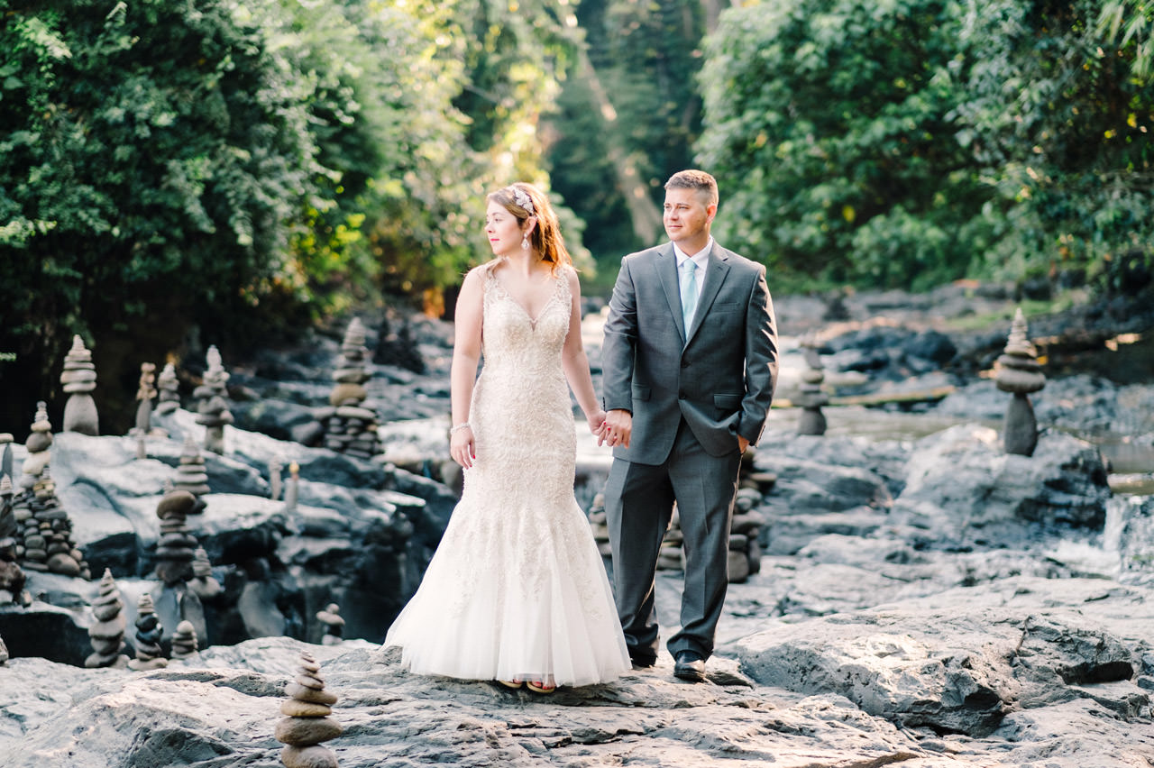 Tonya and Travis: An Enchanting Post Wedding Session in Ubud Bali 6