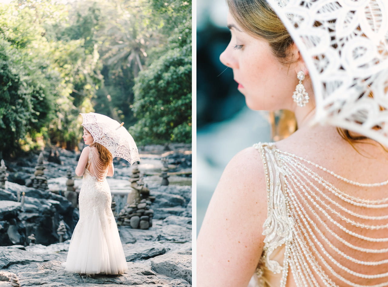 Tonya and Travis: An Enchanting Post Wedding Session in Ubud Bali 10