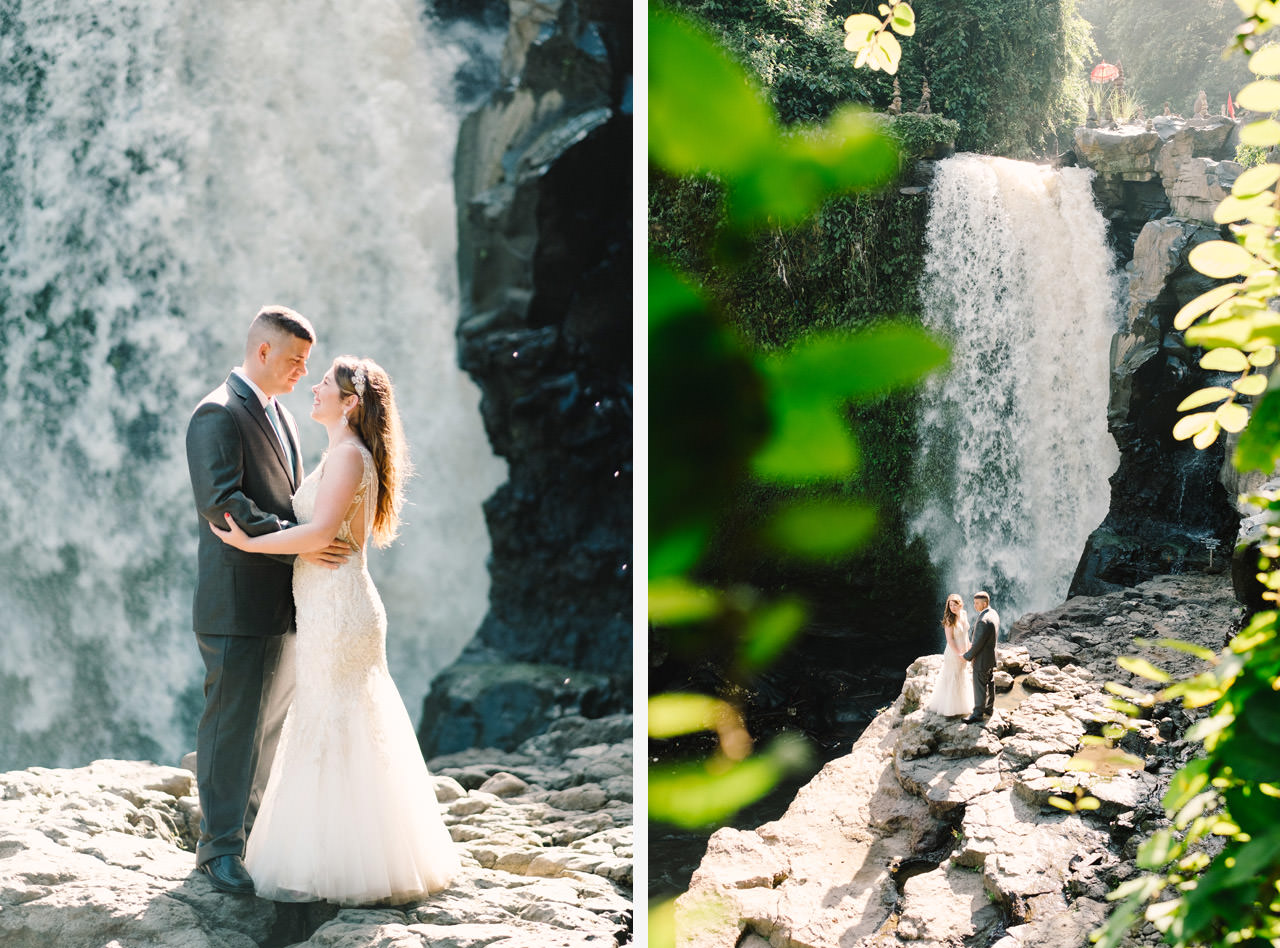 Tonya and Travis: An Enchanting Post Wedding Session in Ubud Bali 12