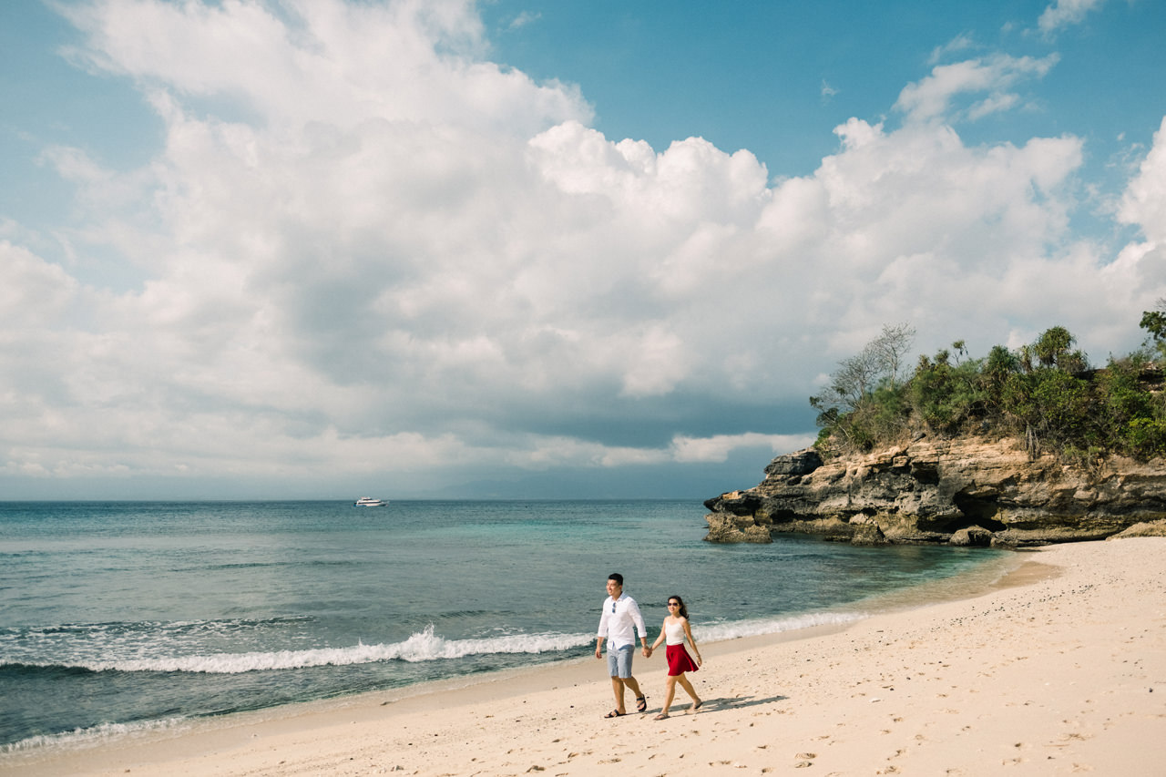T&Y: Nusa Lembongan Island Surprise Proposal 1