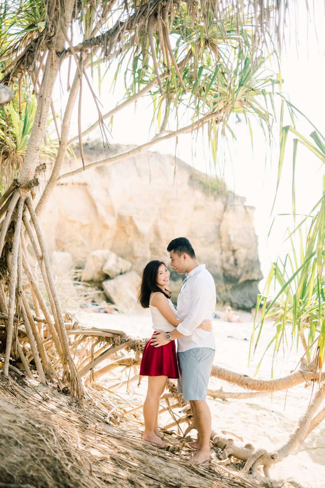 T&Y: Nusa Lembongan Island Surprise Proposal 2