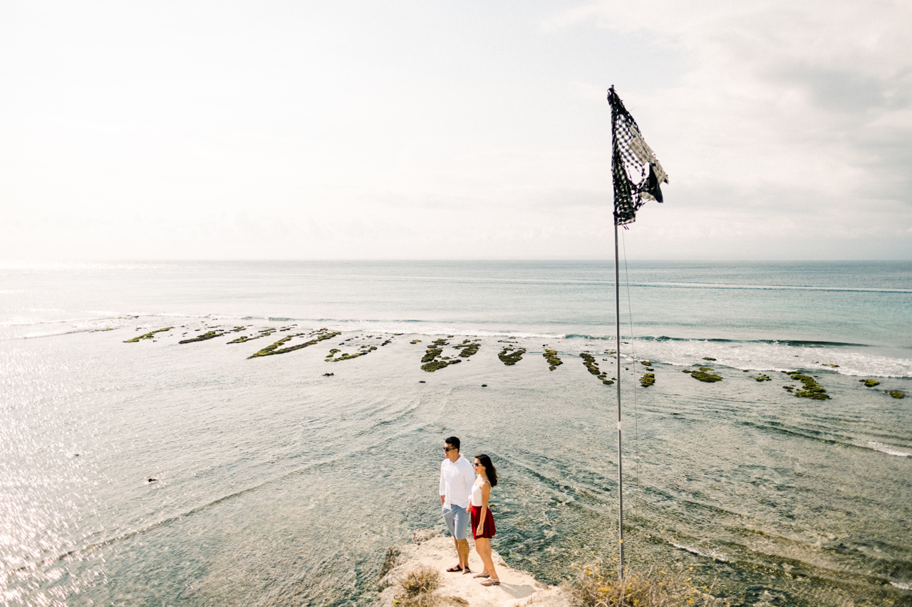 T&Y: Nusa Lembongan Island Surprise Proposal 3