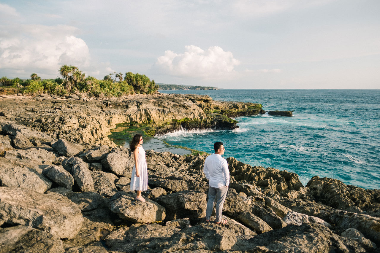 T&Y: Nusa Lembongan Island Surprise Proposal 6