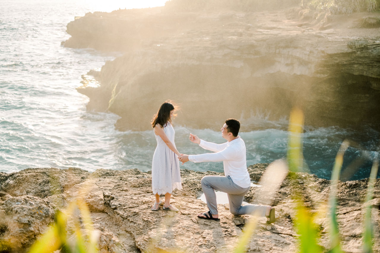 T&Y: Nusa Lembongan Island Surprise Proposal 12
