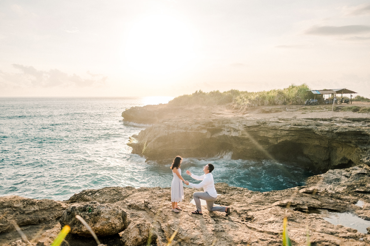 T&Y: Nusa Lembongan Island Surprise Proposal 13