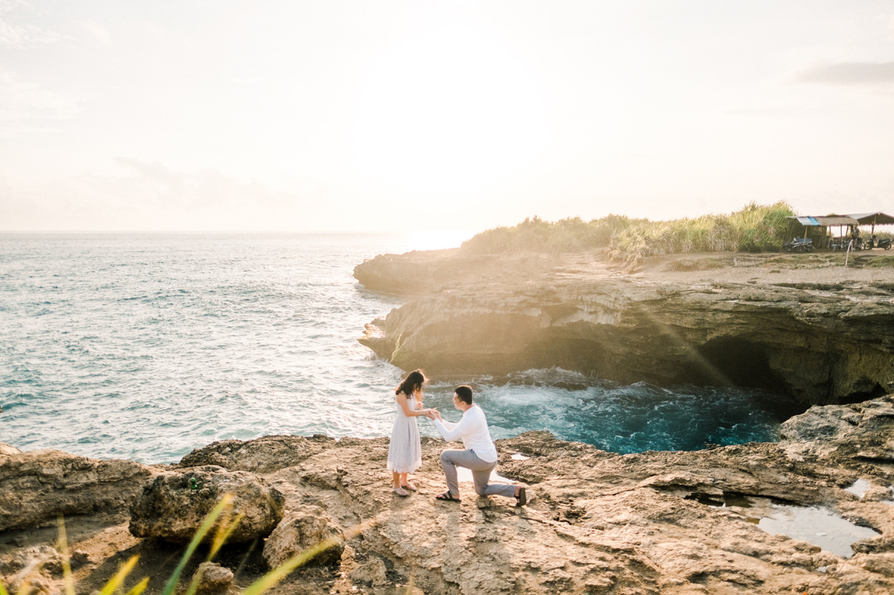 T&Y: Nusa Lembongan Island Surprise Proposal 15