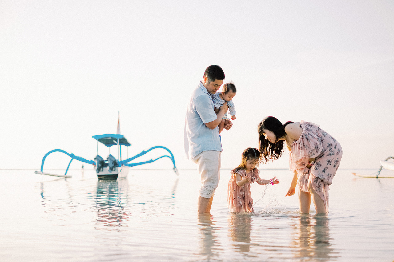 V&B: Kids and Family Session in Bali 9
