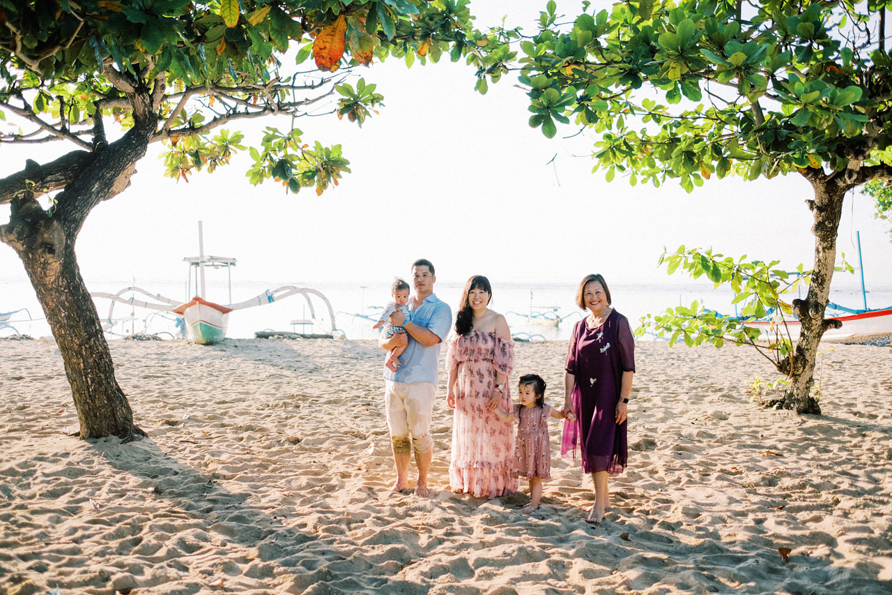 Kids and Family Session in Bali 13