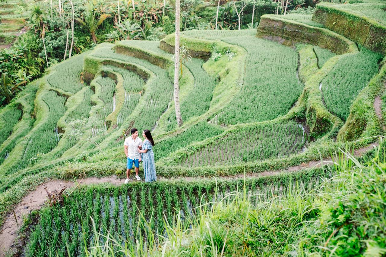 V&T: Romantic Ubud Getaway Couple Photography 2