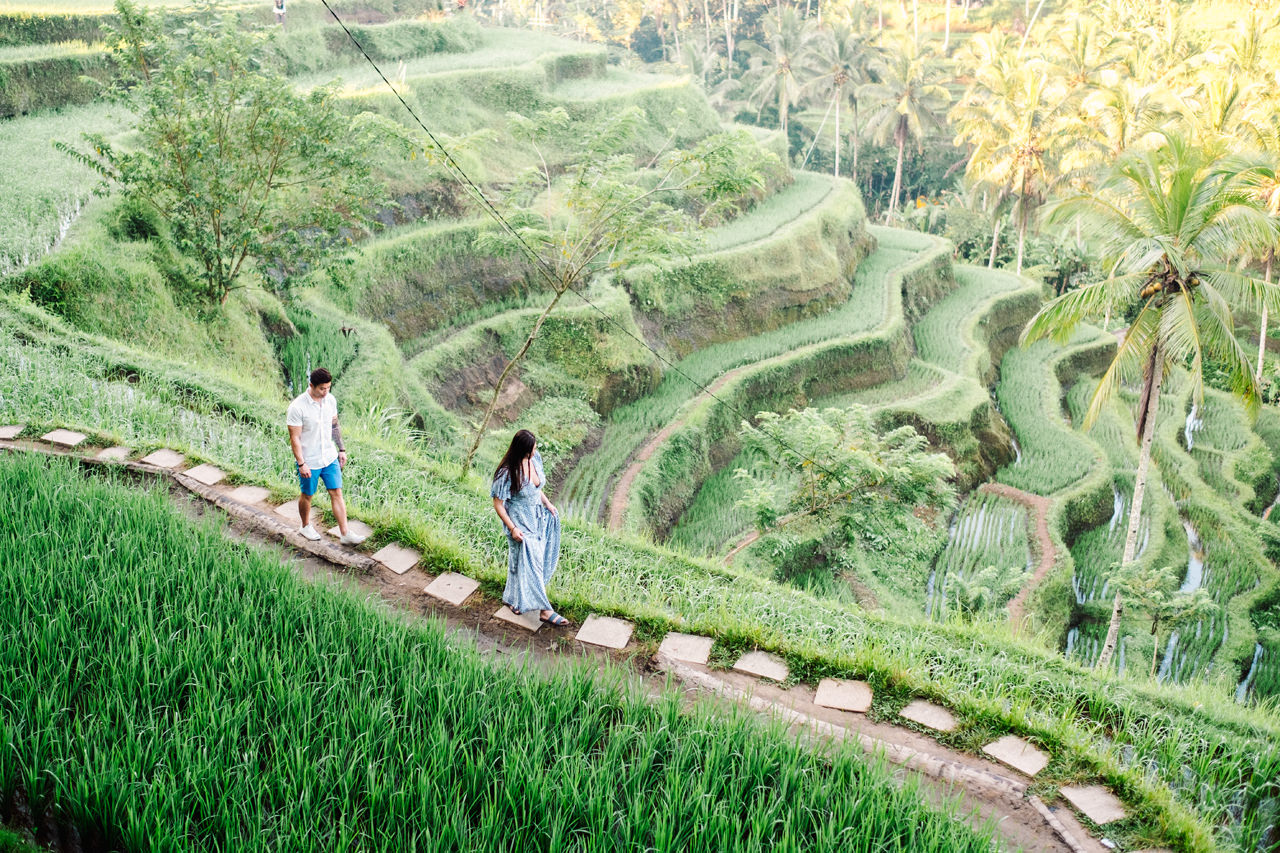 V&T: Romantic Ubud Getaway Couple Photography 3