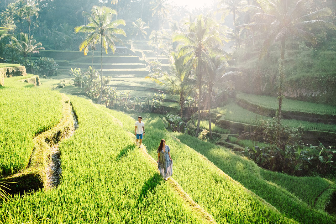 V&T: Romantic Ubud Getaway Couple Photography 5