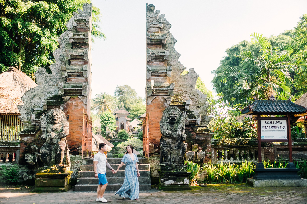 V&T: Romantic Ubud Getaway Couple Photography 8