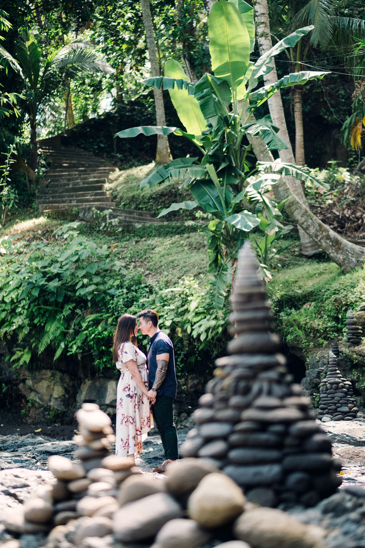V&T: Romantic Ubud Getaway Couple Photography 13