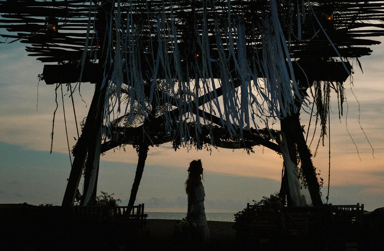 La Laguna Bali Bohemian Chic Wedding 19