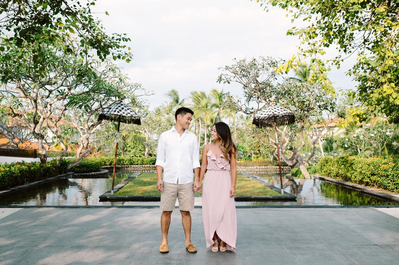 W&D: Nusa Dua Beach Honeymoon Photography 1