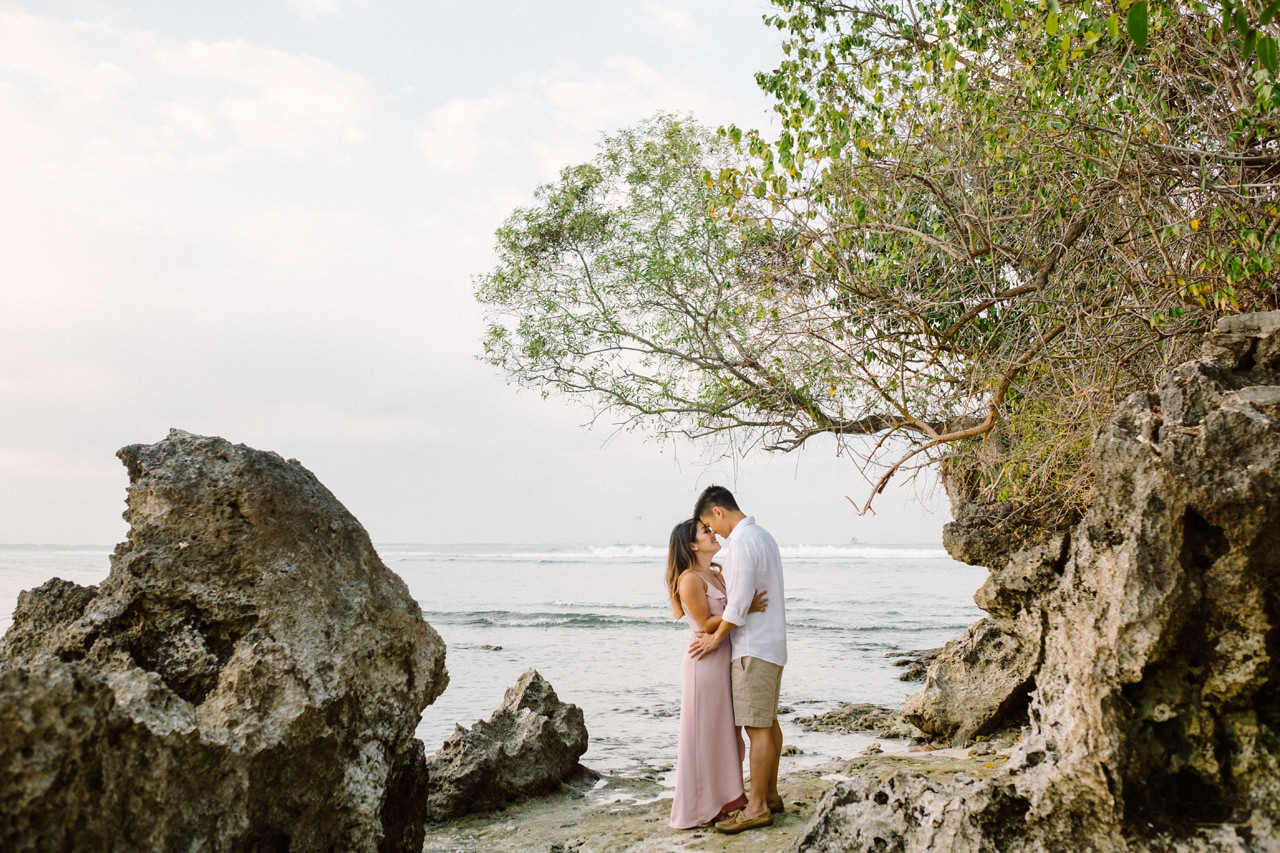 W&D: Nusa Dua Beach Honeymoon Photography 3