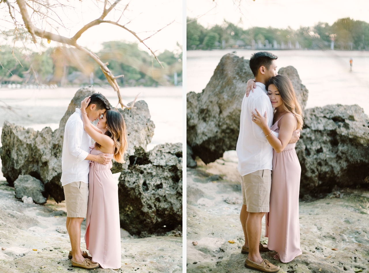 W&D: Nusa Dua Beach Honeymoon Photography 4