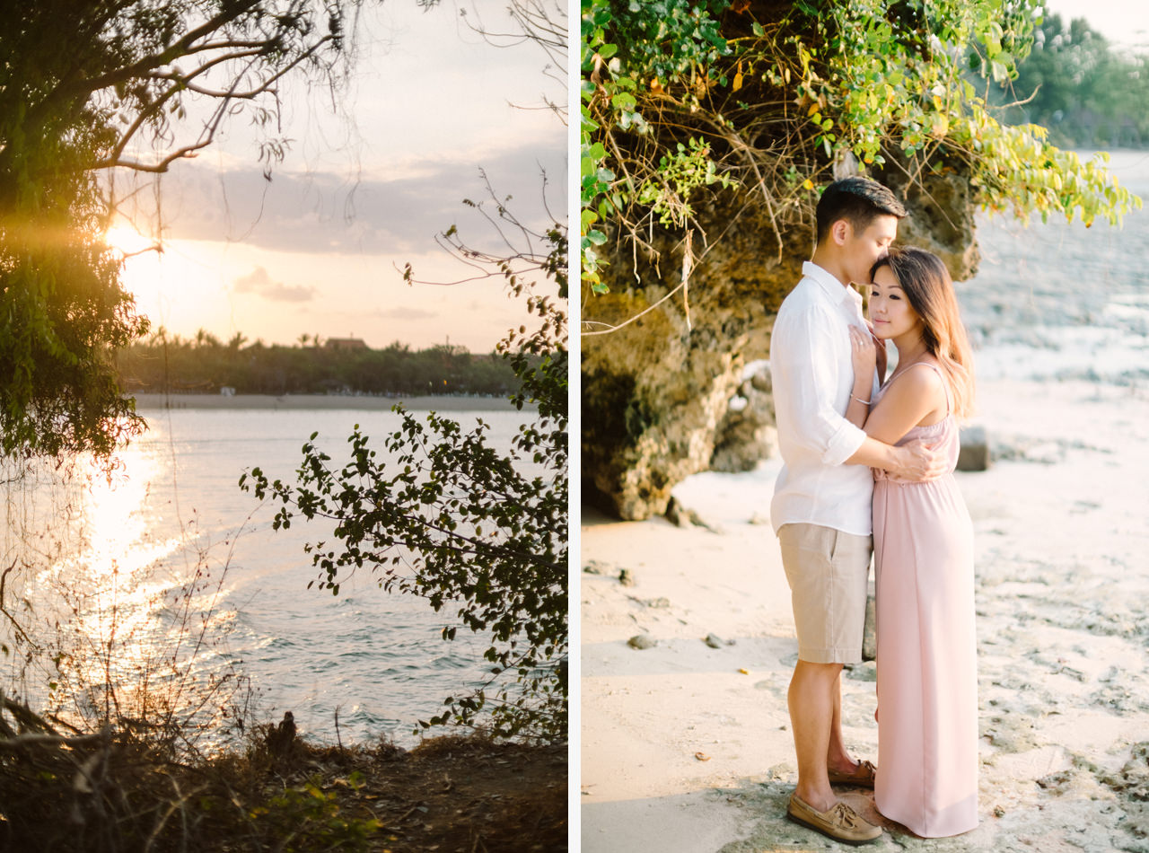 W&D: Nusa Dua Beach Honeymoon Photography 7