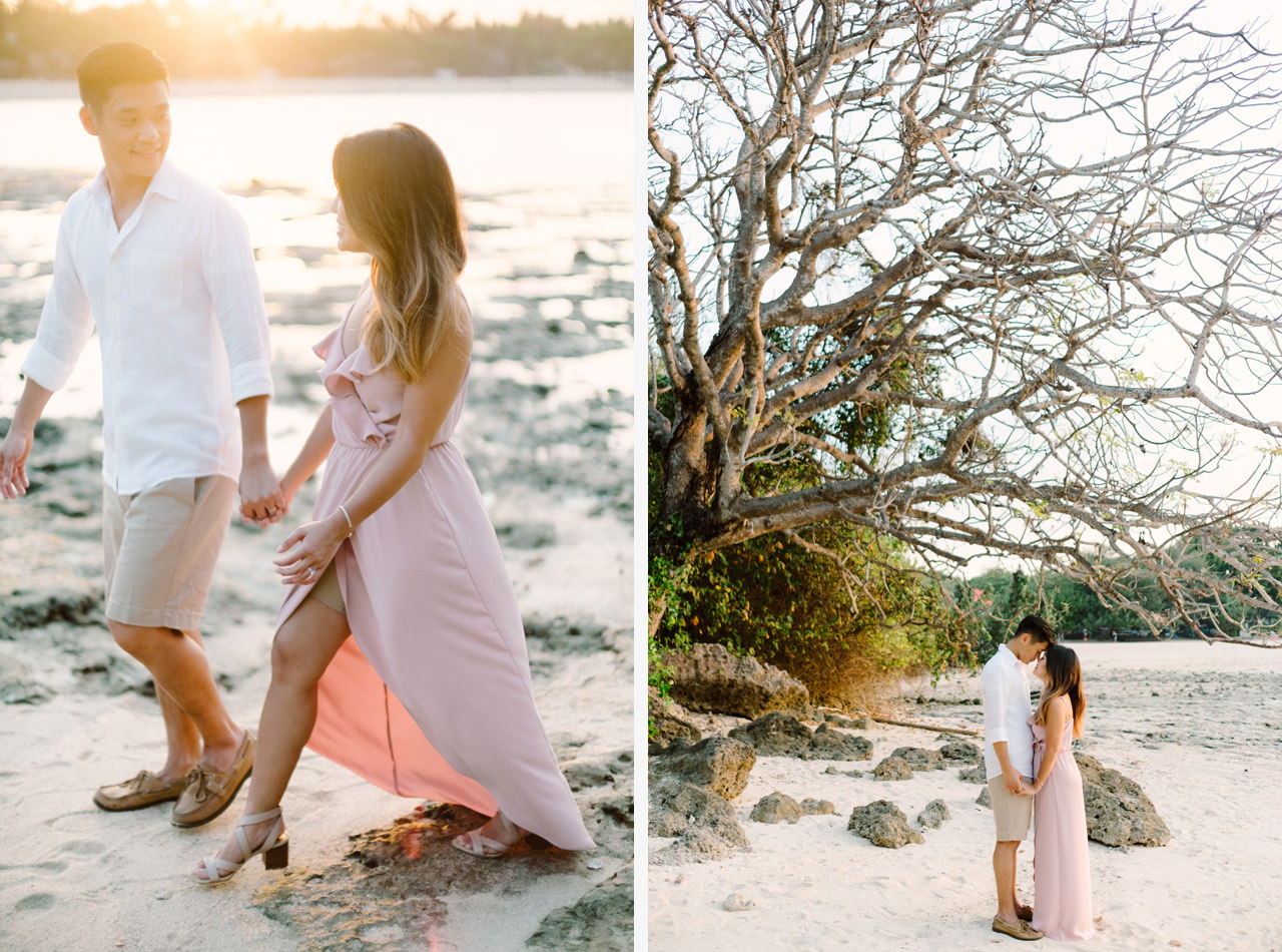 W&D: Nusa Dua Beach Honeymoon Photography 12