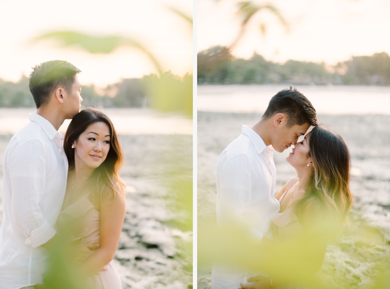 W&D: Nusa Dua Beach Honeymoon Photography 14