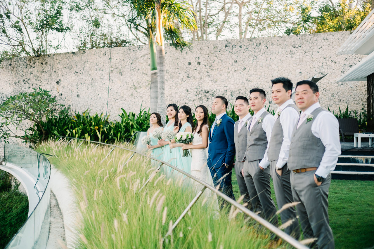 W&E: Oceanview at Villa Latitude Bali Wedding Photography 35