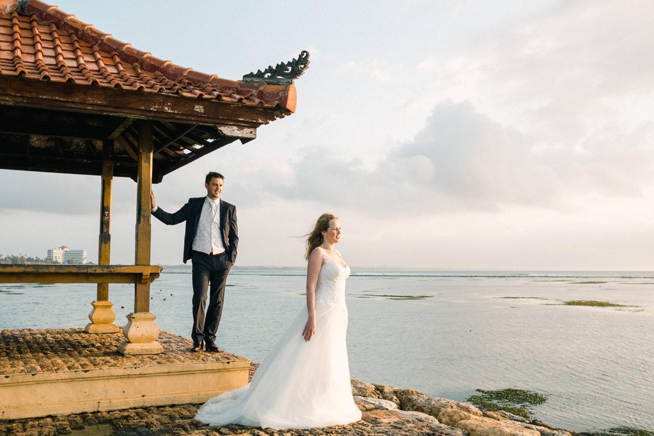 W&I: Sanur Beach Honeymoon Photo Session 5