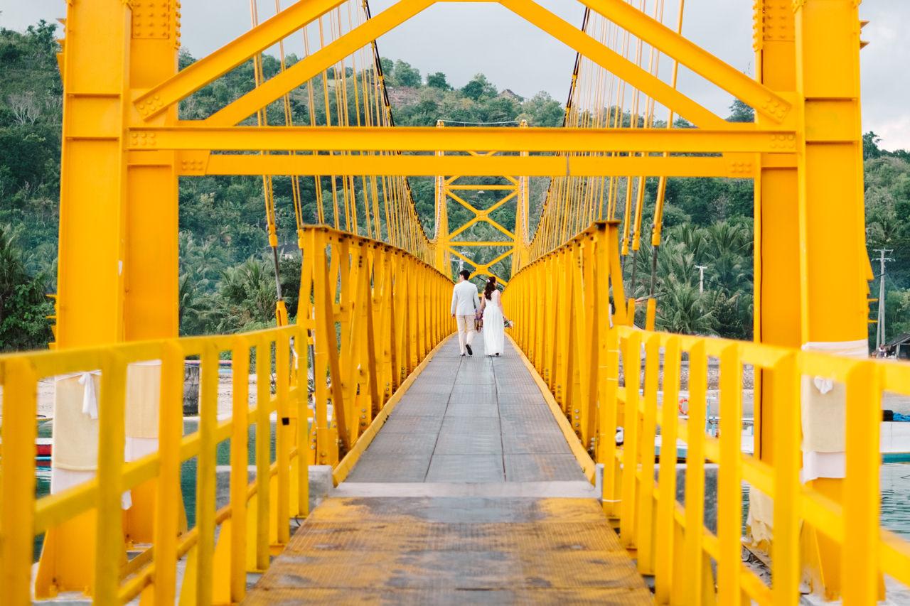 W&J: Sunrise Engagement Photography at Nusa Lembongan 1