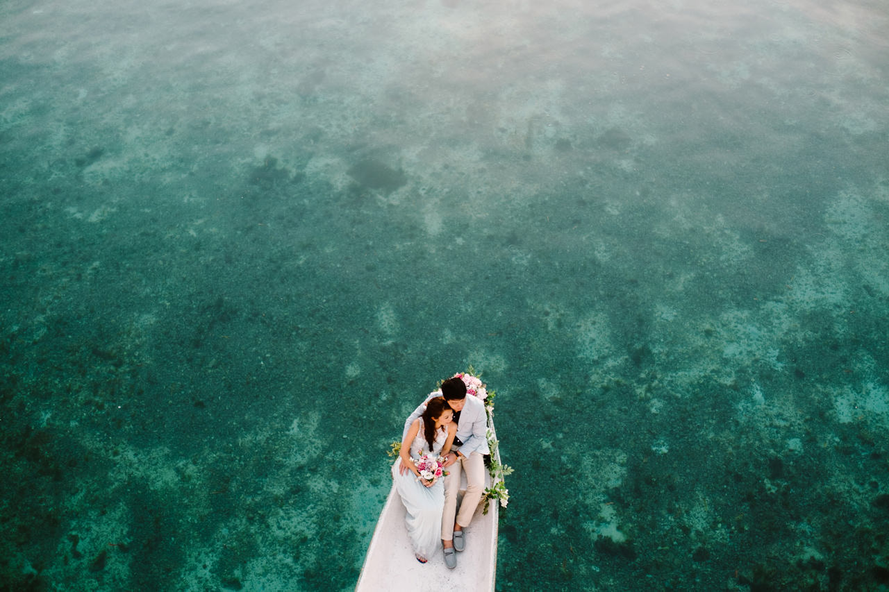 W&J: Sunrise Engagement Photography at Nusa Lembongan 4