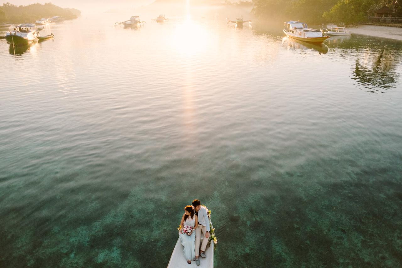 W&J: Sunrise Engagement Photography at Nusa Lembongan 6