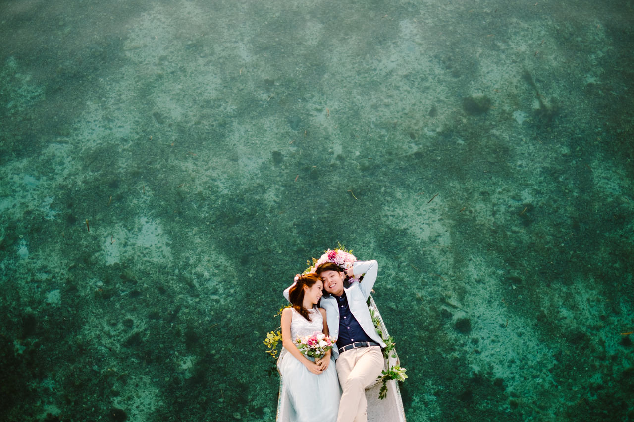 W&J: Sunrise Engagement Photography at Nusa Lembongan 7