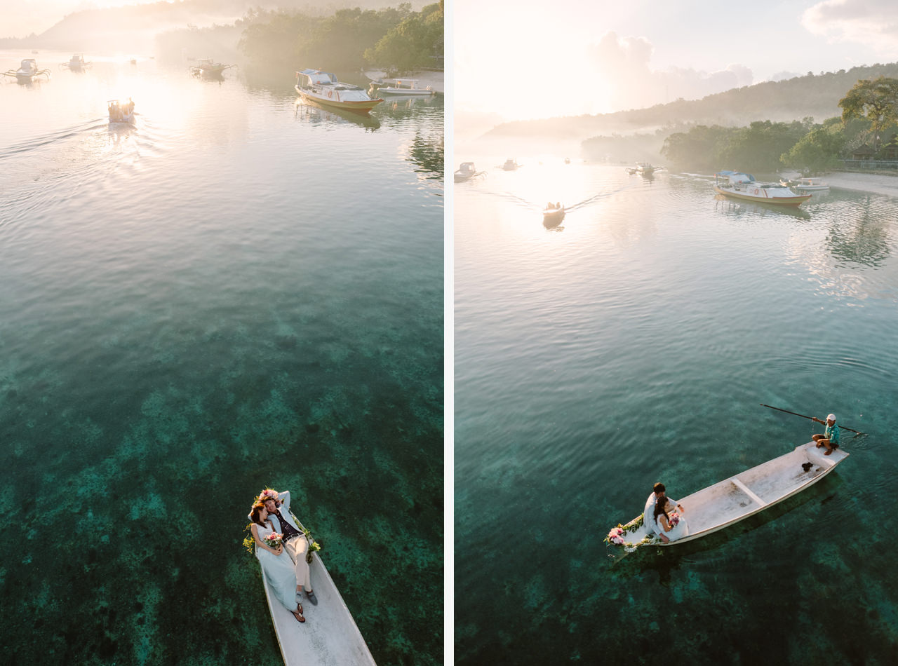 W&J: Sunrise Engagement Photography at Nusa Lembongan 8
