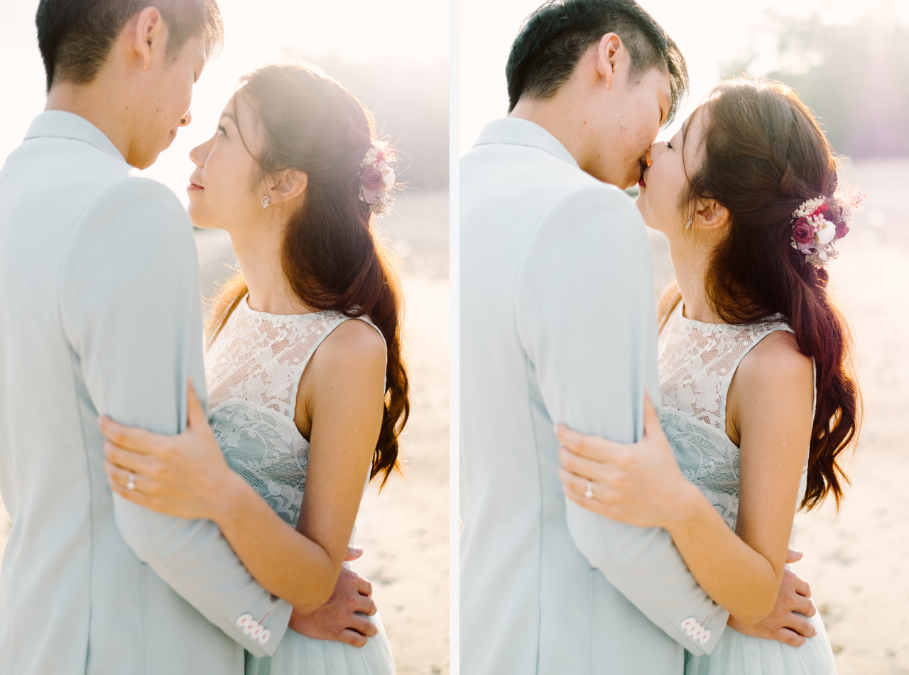 W&J: Sunrise Engagement Photography at Nusa Lembongan 11