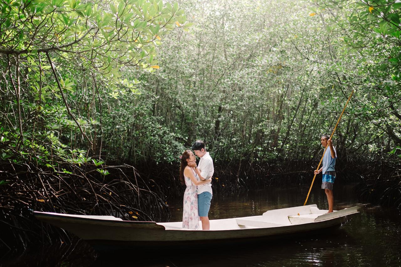 W&J: Sunrise Engagement Photography at Nusa Lembongan 15