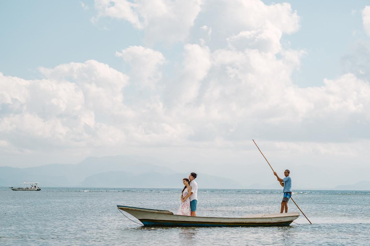 W&J: Sunrise Engagement Photography at Nusa Lembongan 17