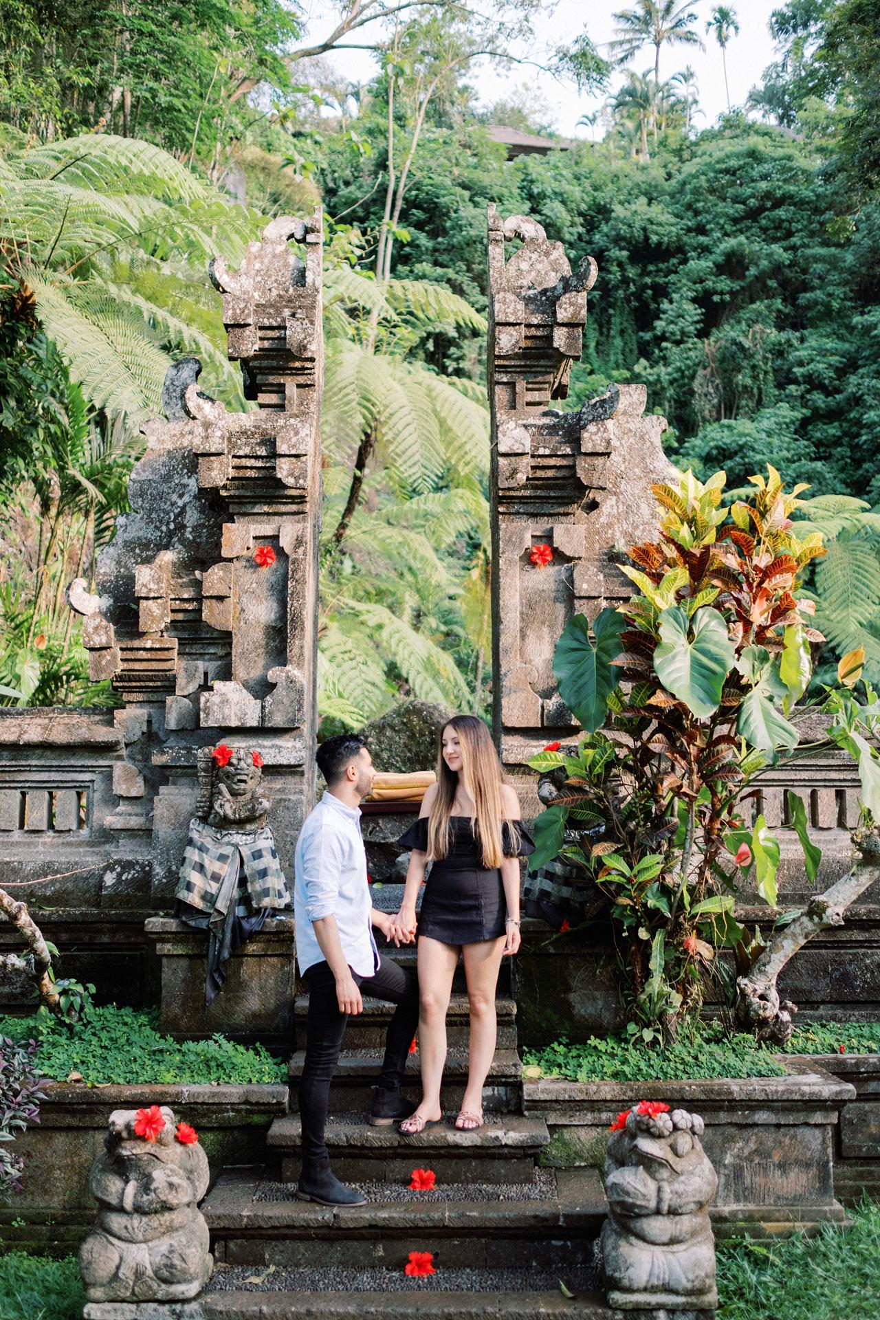 W&S: Royal Pita Maha Ubud Surprise Proposal 4