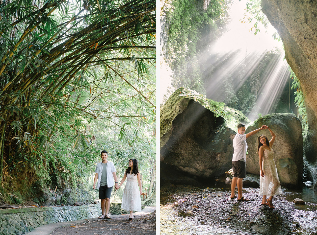 Willyam & Tania: Bali Outdoor Prewedding Photography 9